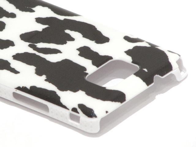 Cow Case Hoes voor Samsung Galaxy S2 i9100