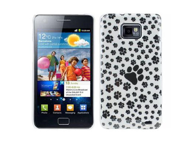 101 Dogs Case Hoes voor Samsung Galaxy S2 i9100