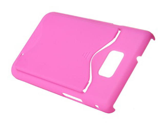 ID Back Case Hoes voor Samsung Galaxy S2 (Plus)