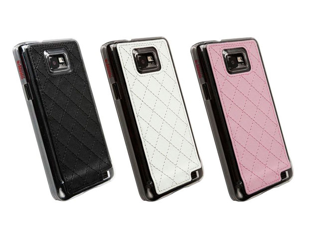 Krusell CoCo Back Case Hoes voor Samsung Galaxy S2 (i9100)