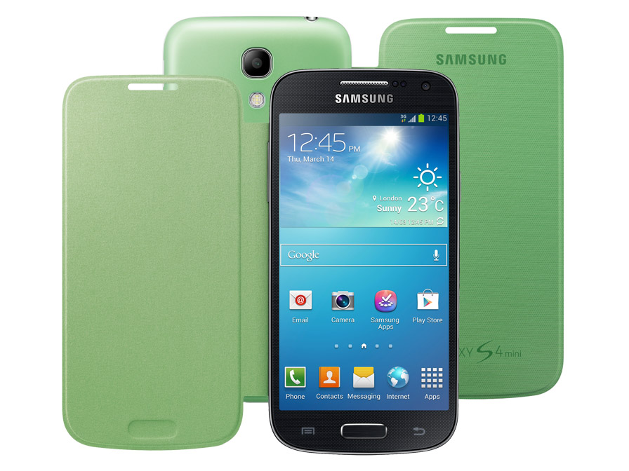 Samsung Galaxy S4 Mini (i9190) Flip Cover Case Hoesje