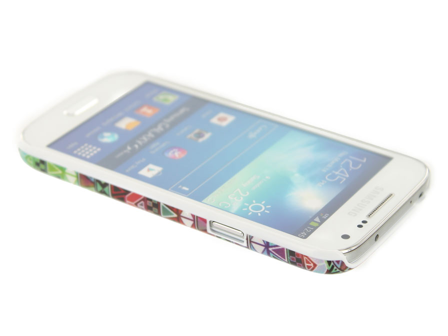 Aztec Hard Case Hoesje voor Samsung Galaxy S4 Mini