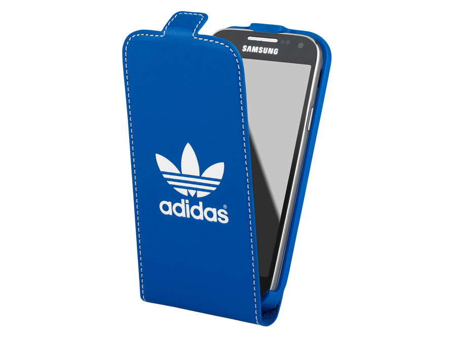 adidas Originals Flip Case - Hoesje voor Samsung Galaxy S4 Mini