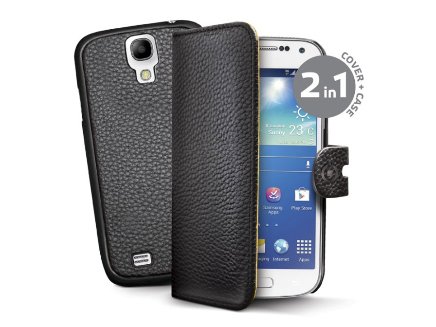 Celly AMBO - Samsung Galaxy S4 Mini hoesje met uitneembare case