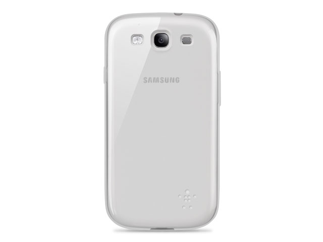 Belkin Grip Sheer TPU Case voor Samsung Galaxy S3 (i9300)