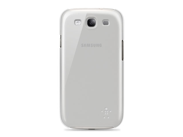 Belkin Shield Sheer Matte Case voor Samsung Galaxy S3 (i9300)