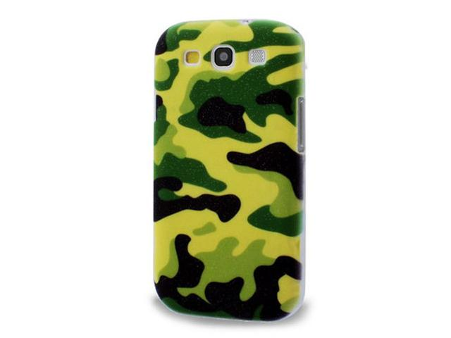 Camouflage Hard Case Hoesje voor Samsung Galaxy S3 (i9300)