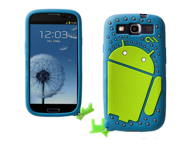 Case-Mate Creatures Droid Skin Case Samsung Galaxy S3 (i9300)