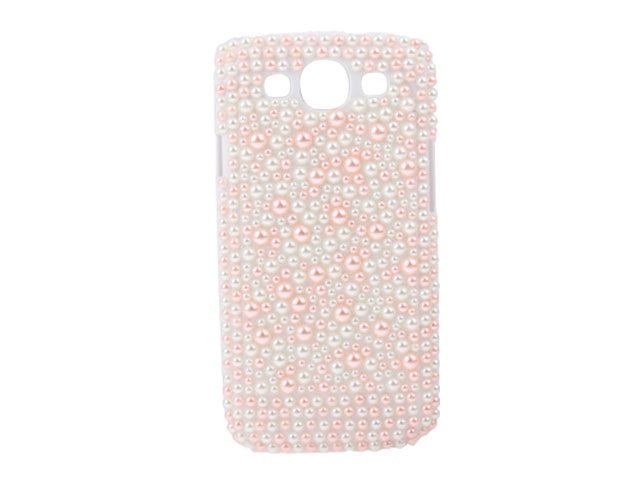 Diamonds and Pearls Hard Case voor Samsung Galaxy S3 i9300