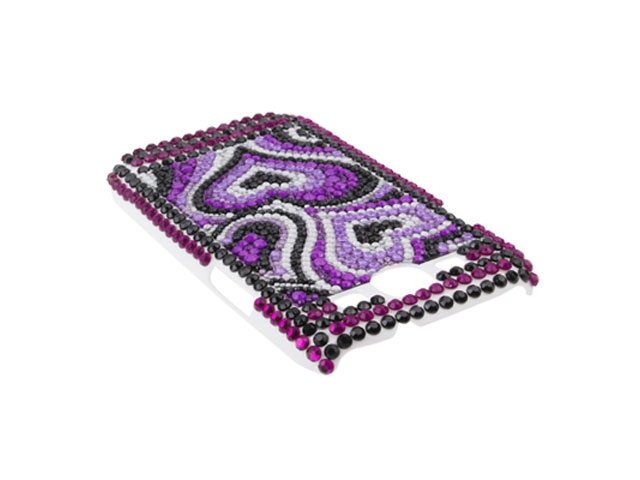Funky Heart Diamond Case voor Samsung Galaxy S3 i9300