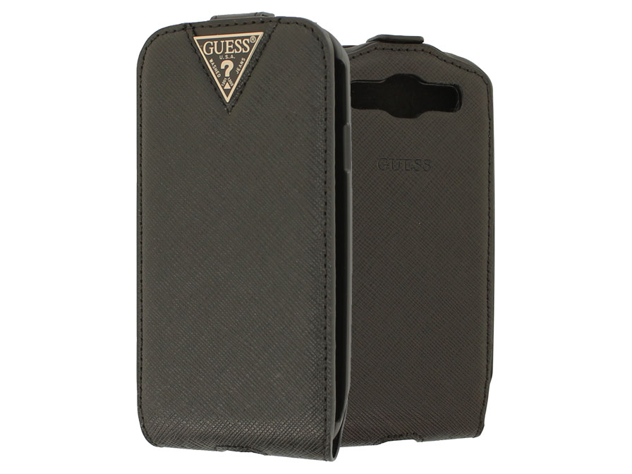 Guess Collection Couture Flip Case voor Samsung Galaxy S3