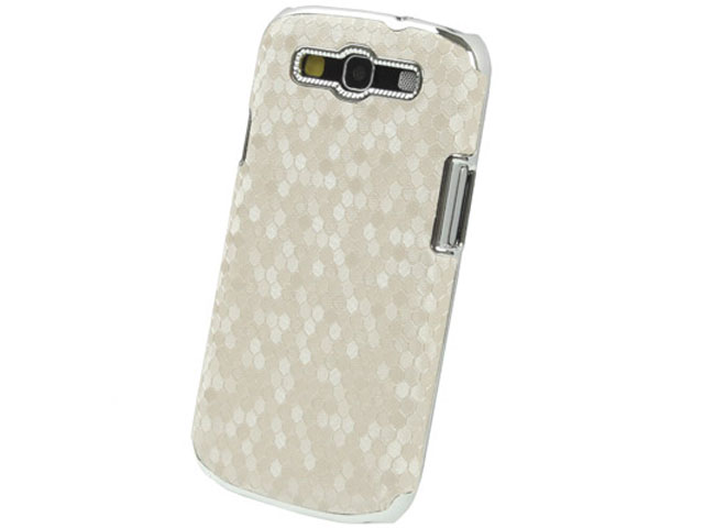 Honeycomb Hard Case Cover voor Samsung Galaxy S3 (i9300)