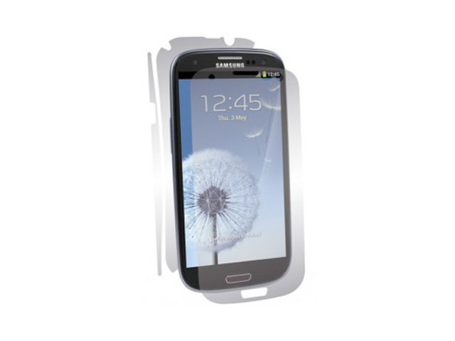 BodyGuardz UltraTough Full Body Gel Protector Samsung Galaxy S3 i9300
