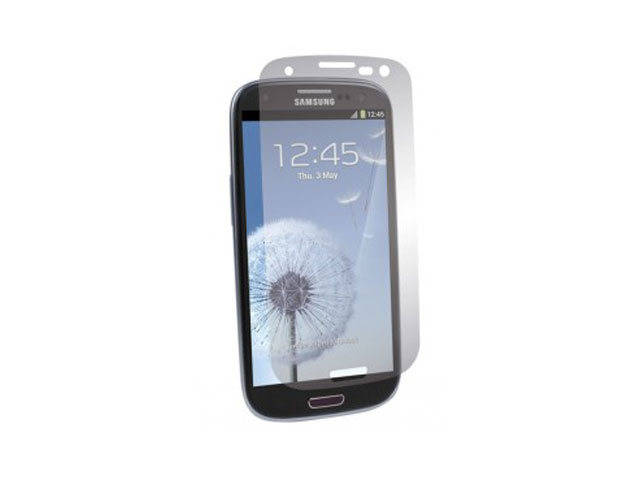 BodyGuardz UltraTough Front Gel Screenprotector Samsung Galaxy S3