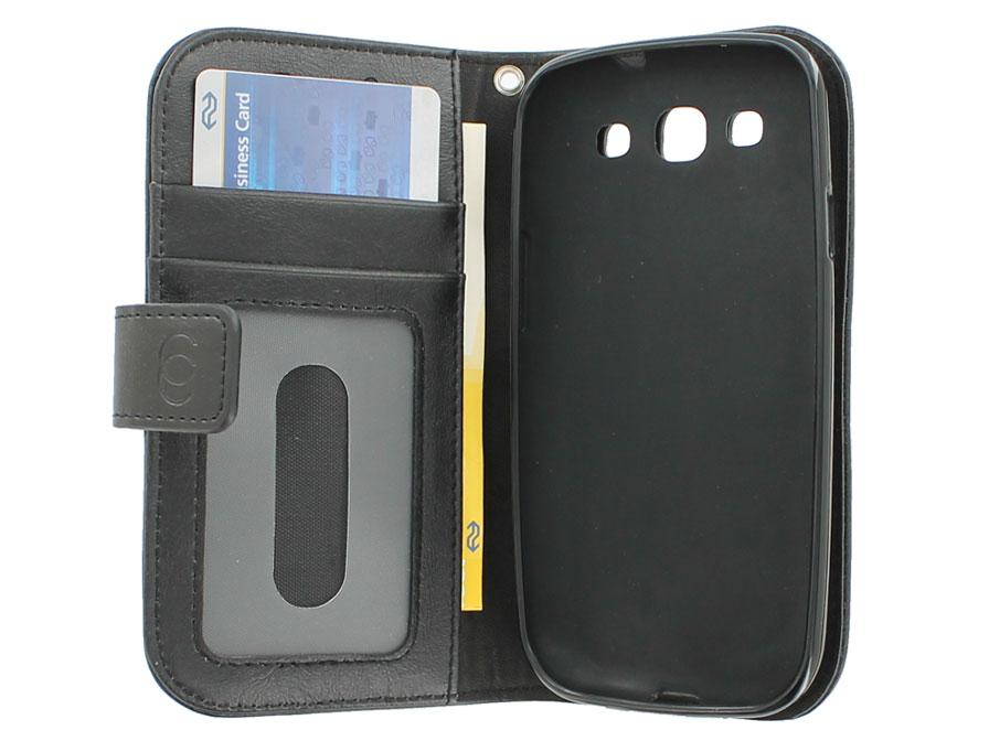 Studs Stardust Wallet Case - Samsung Galaxy S3 (Neo) hoesje