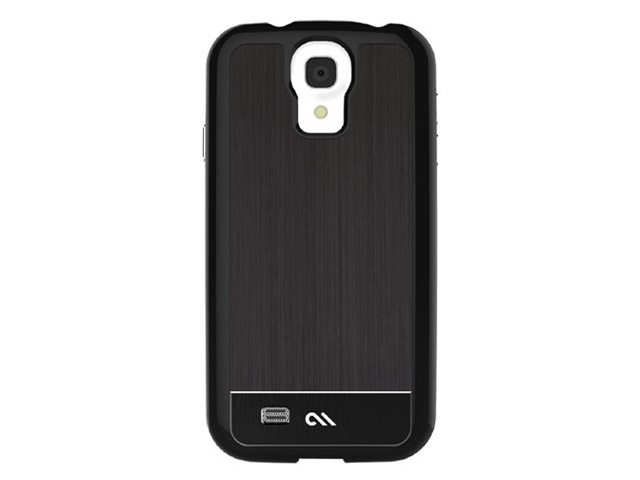 Case-Mate Barely There Brushed Alu voor Samsung Galaxy S4 (i9500)