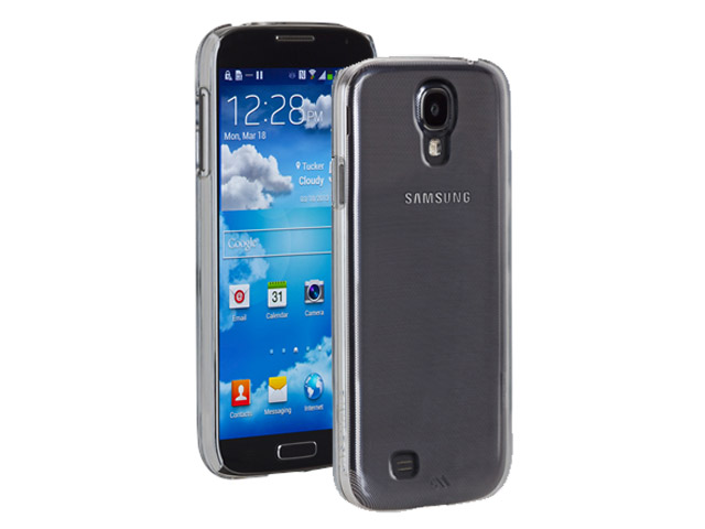 Case-Mate Barely There Crystal Case voor Samsung Galaxy S4 (i9500)