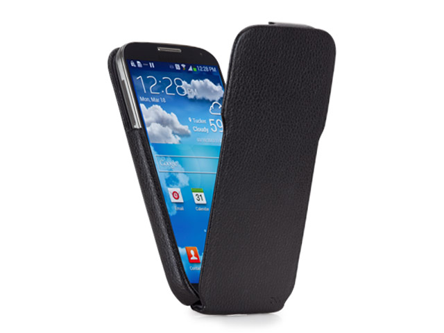 Case-Mate Signature Collection Leren Flip Case Samsung Galaxy S4 i9500