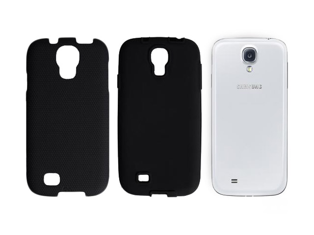Case-Mate Tough Dual Protection Case voor Samsung Galaxy S4 (i9500)