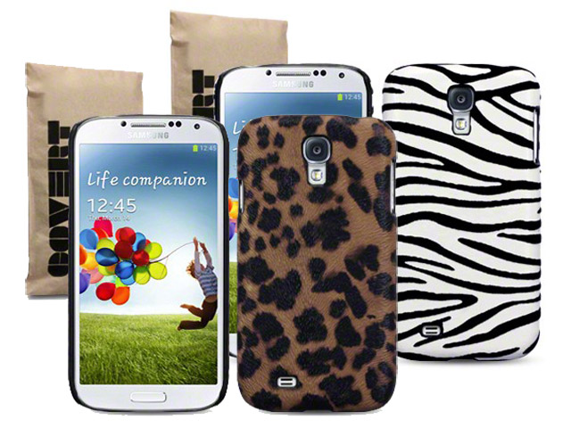 Covert Safari Back Case Hoesje voor Samsung Galaxy S4 (i9500)