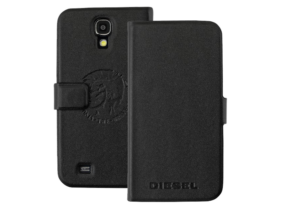Diesel Collection Space Booklet Case voor Samsung Galaxy S4