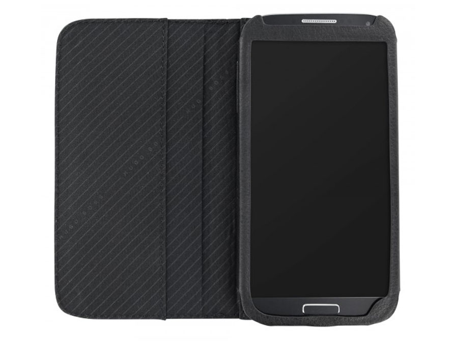 Hugo Boss Folianti Book Case Hoesje voor Samsung Galaxy S4
