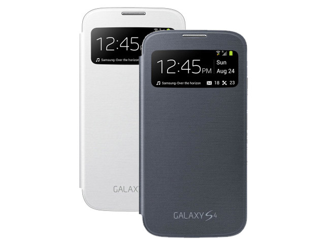 Samsung Galaxy S4 (i9500) S-View Cover Case Hoesje