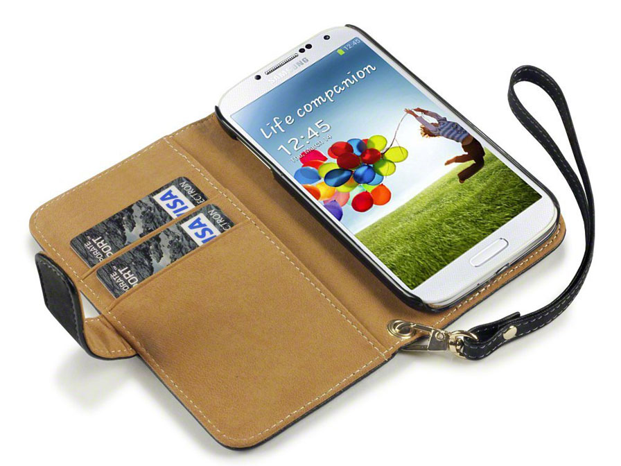 CaseBoutique Wallet Case voor Samsung Galaxy S4