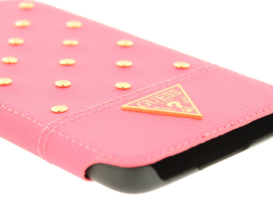 Guess Tessi Book Case - Samsung Galaxy S5 Hoesje