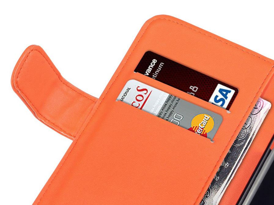 Qubits Wallet Case - Hoesje voor Samsung Galaxy S5
