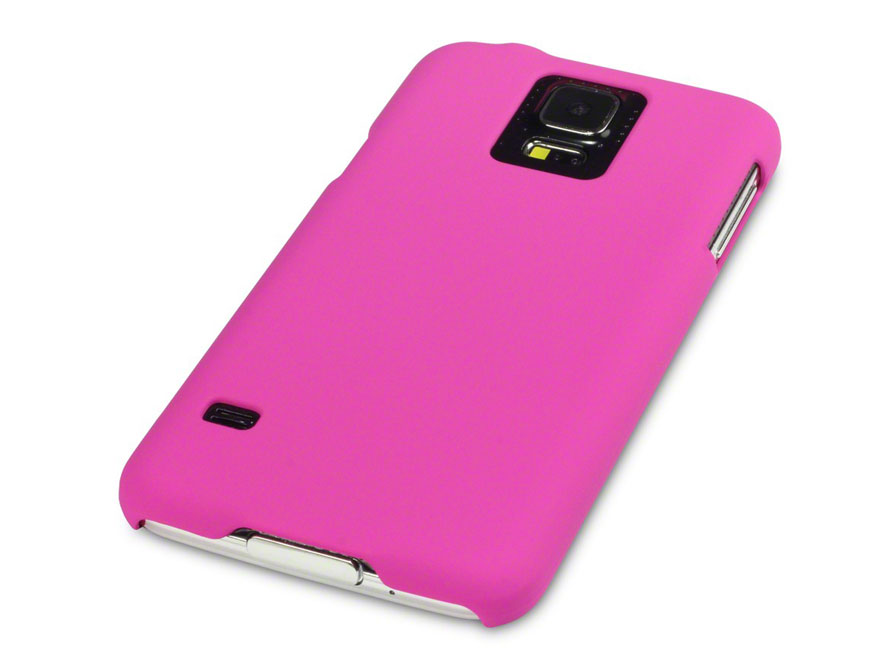 CaseBoutique Frosted Hard Case - Hoesje voor Samsung Galaxy S5