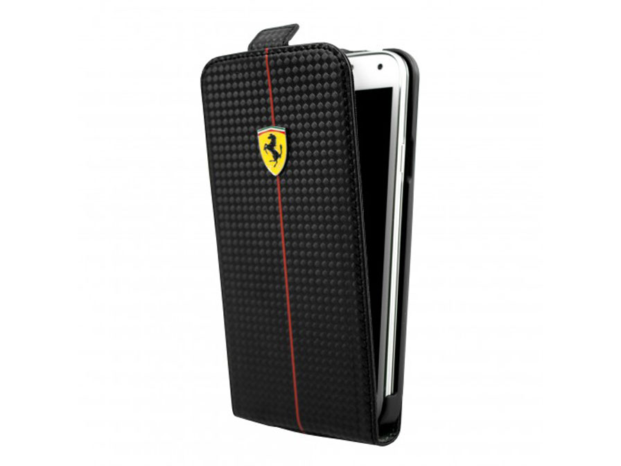 Ferrari F1 Collection Flipcase - Samsung Galaxy S5 Hoesje