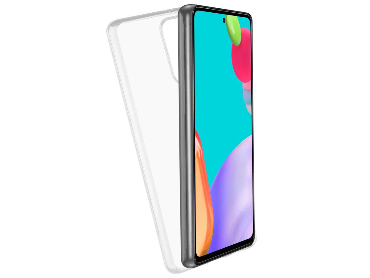 Clear TPU Case - Doorzichtig Samsung Galaxy A52/A52s hoesje