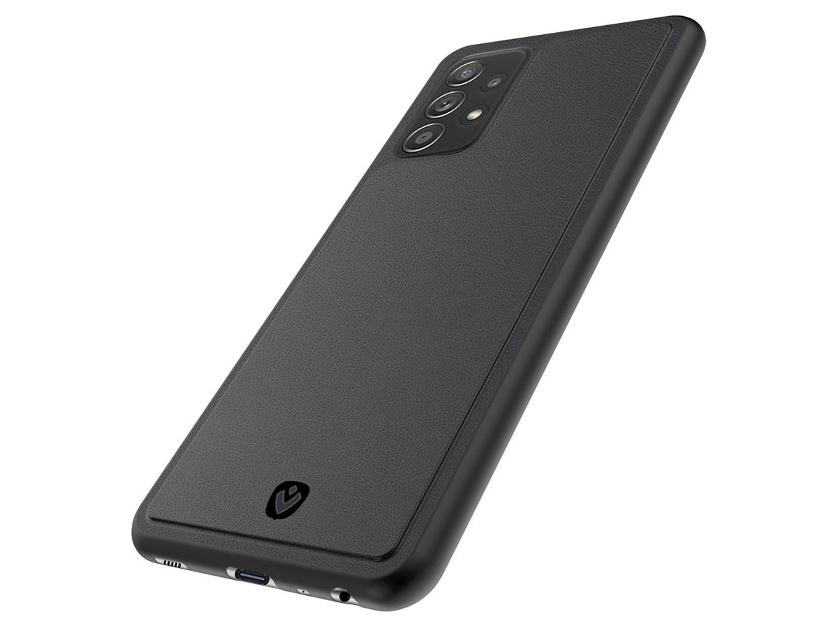 Valenta Snap Leather Back Case - Samsung Galaxy A52/A52s hoesje