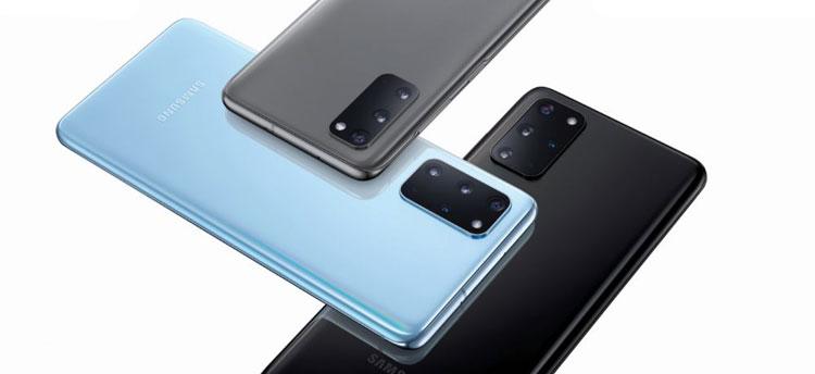 Samsung Galaxy S20 hoesjes bekijken