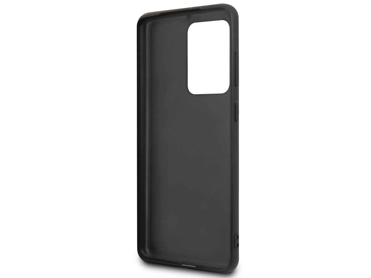 BMW Signature Leather Case - Samsung Galaxy S20 Ultra hoesje