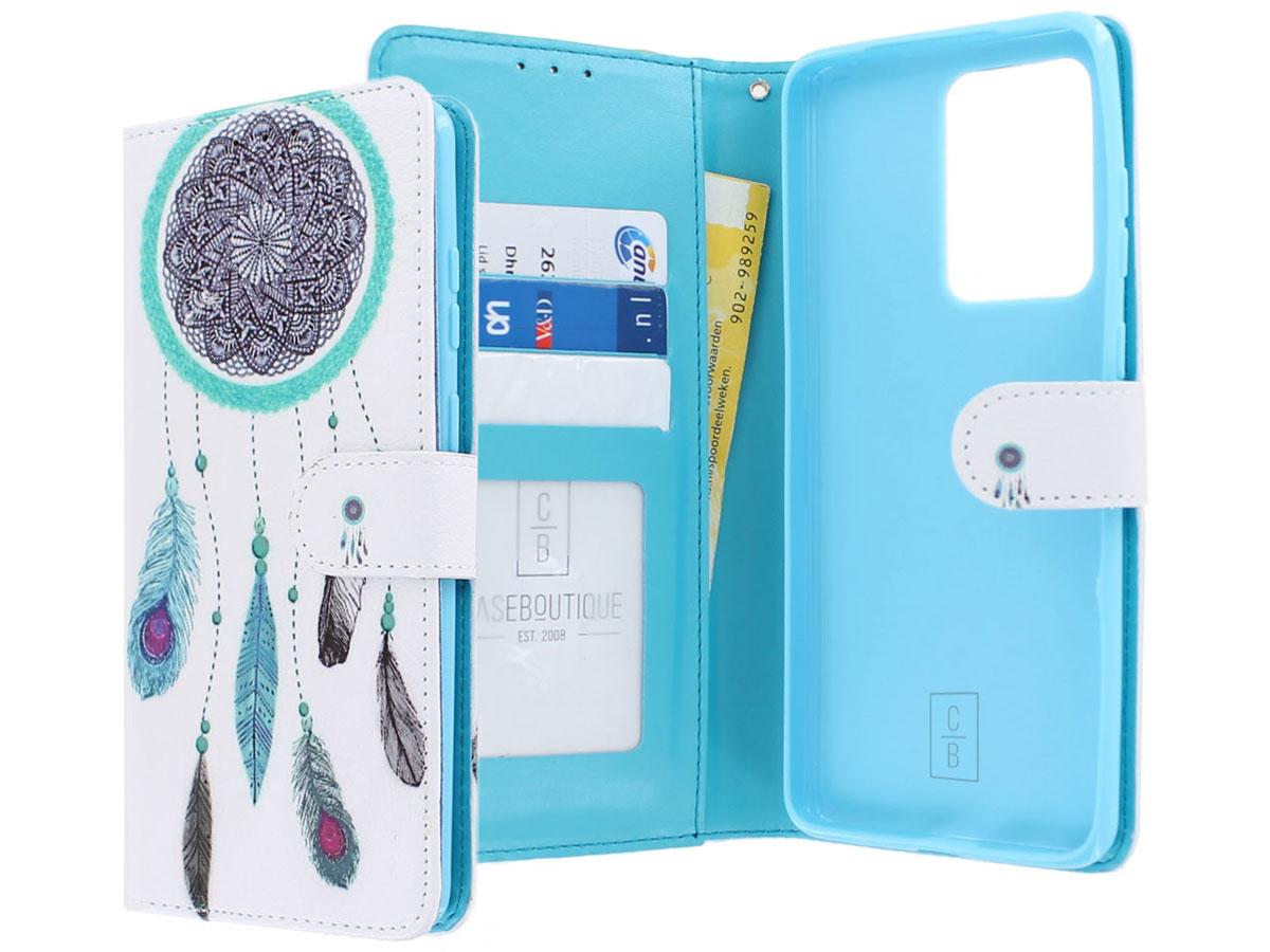 Book Case Mapje Dromenvanger - Samsung Galaxy S20 Ultra hoesje