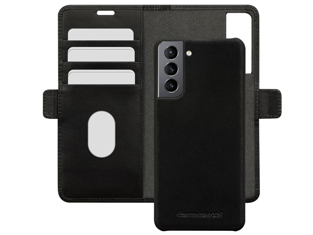 dbramante1928 Lynge 2in1 Case Zwart - Samsung Galaxy S21+ hoesje