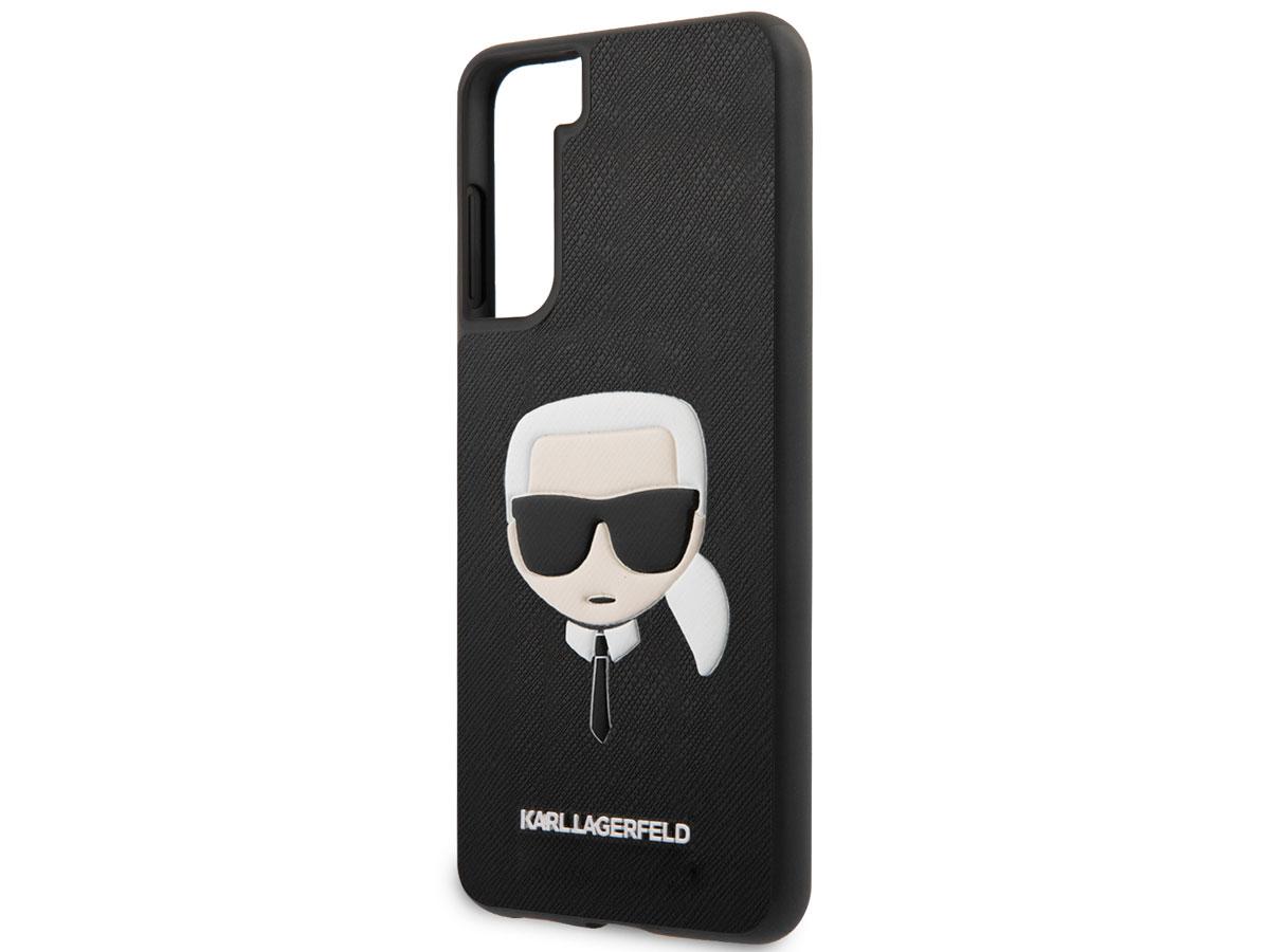 Karl Lagerfeld Ikonik Case - Samsung Galaxy S21+ hoesje