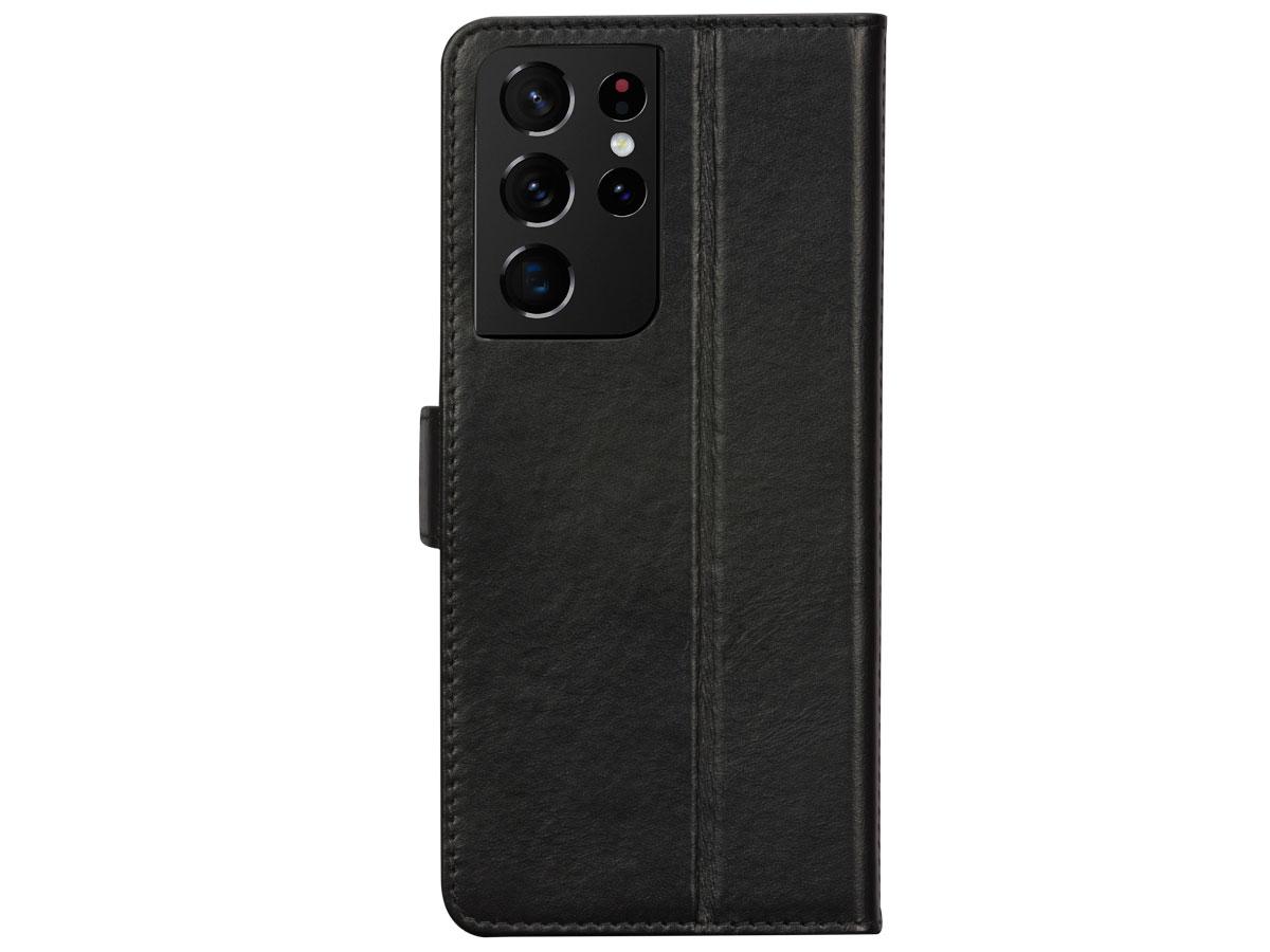 dbramante1928 Copenhagen Slim Zwart - Samsung Galaxy S21 Ultra hoesje