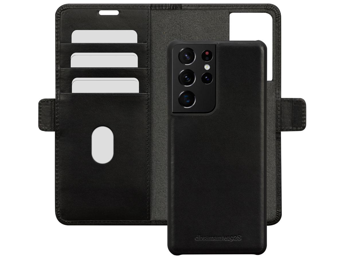 dbramante1928 Lynge 2in1 Case Zwart - Samsung Galaxy S21 Ultra hoesje