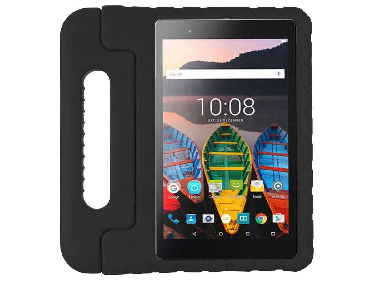 Kidsproof Case Zwart - Samsung Galaxy Tab A 8.4 (2020) Hoesje voor Kinderen