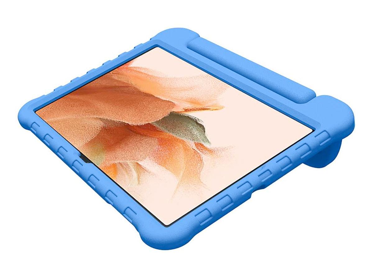 Kidsproof Case Blauw - Samsung Galaxy Tab S7 FE Hoesje voor Kinderen