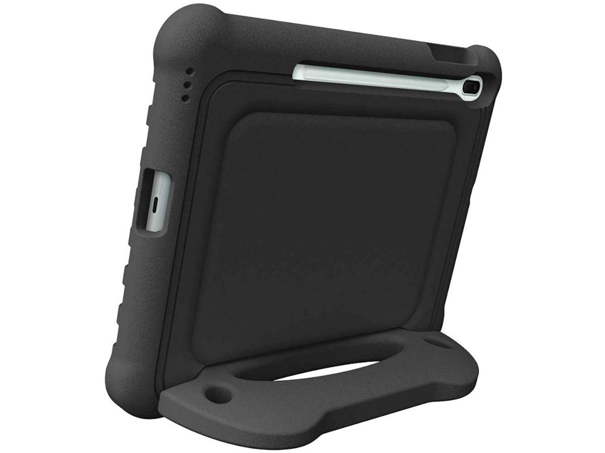 Kidsproof Case Zwart - Samsung Galaxy Tab S7 FE Hoesje voor Kinderen