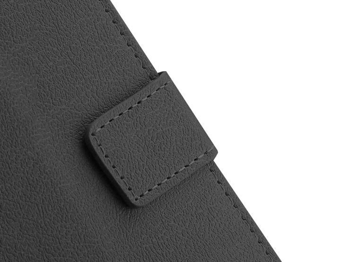 Book Case Basic Zwart - Samsung Galaxy Xcover Pro hoesje