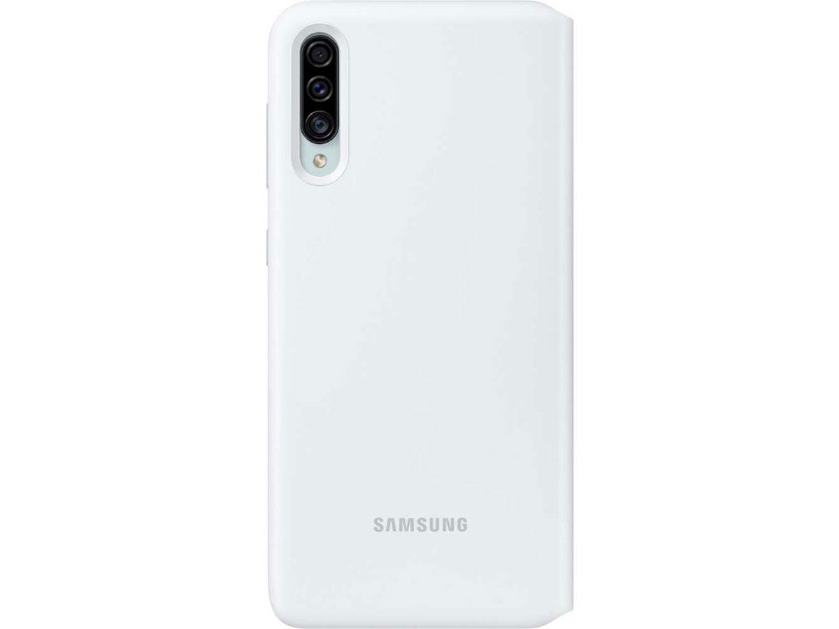 Originele Samsung Galaxy A30s Wallet Cover Hoesje Wit