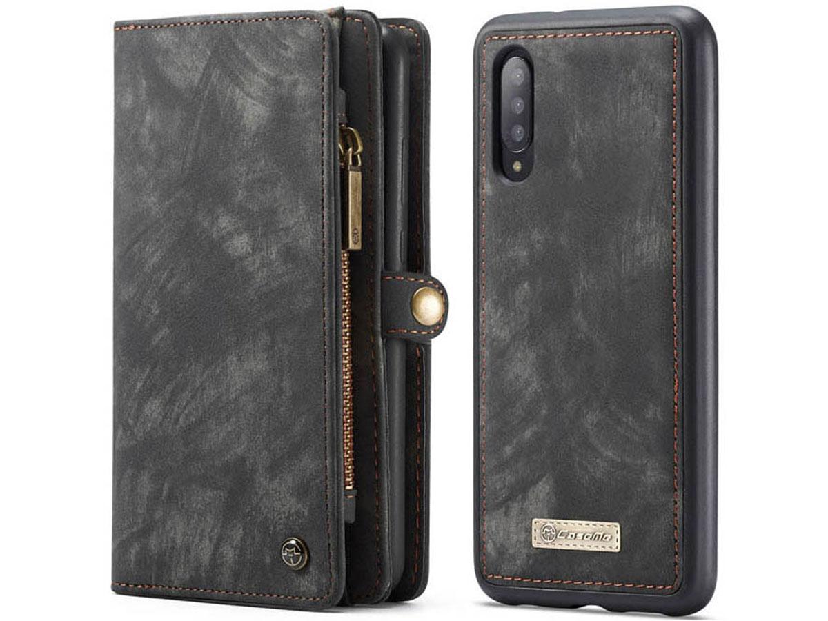 Samsung Galaxy A50 Vintage Portemonnee Hoesje