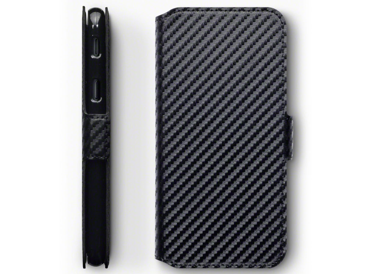 CaseBoutique SlimFit Carbon - Galaxy A6 2018 hoesje