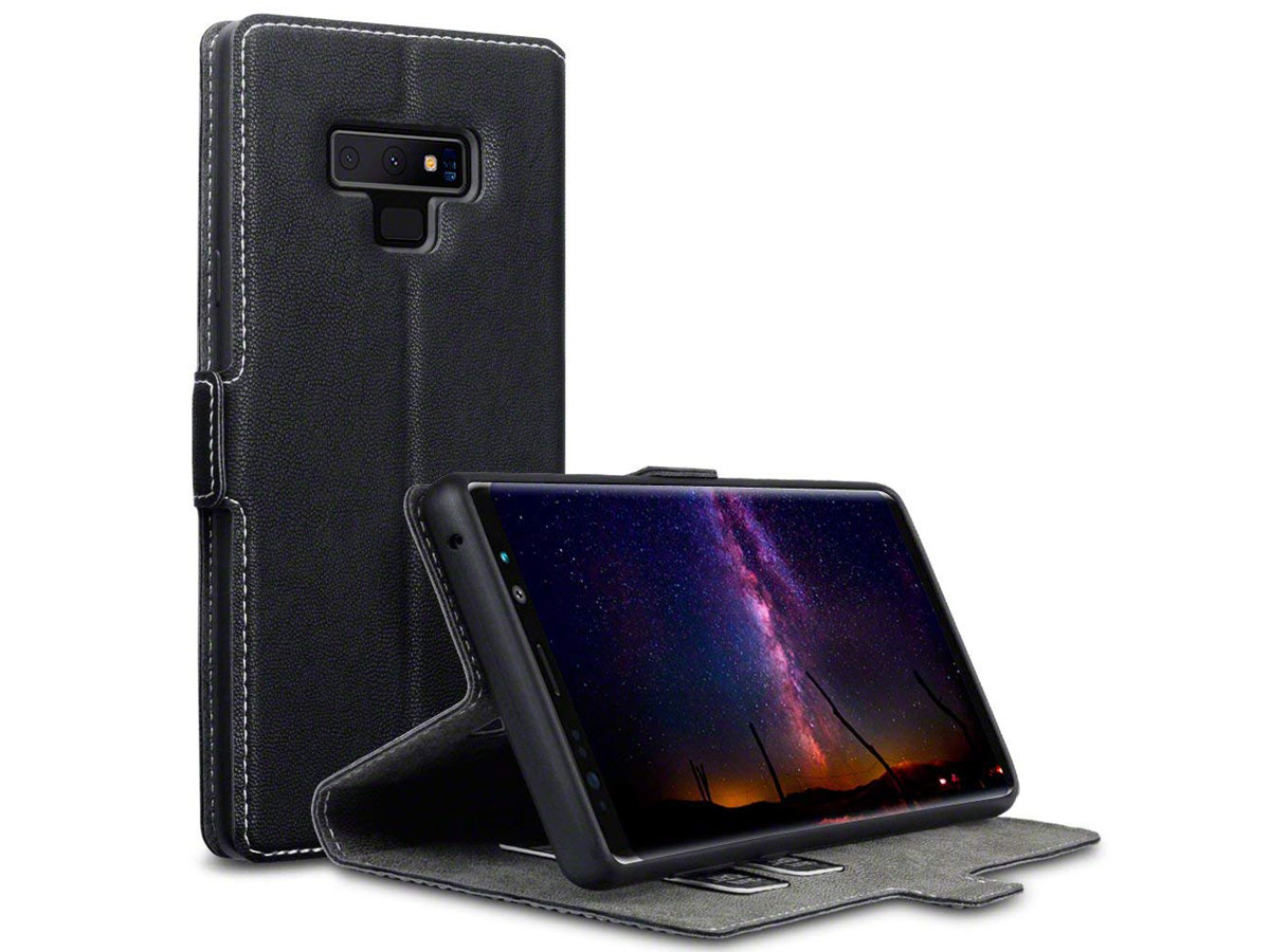 CaseBoutique SlimFit Case Zwart - Galaxy Note 9 hoesje