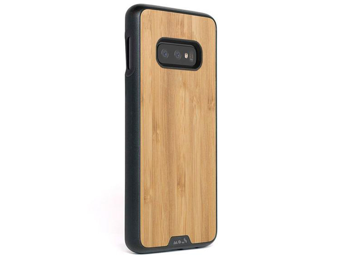 Mous Limitless 2.0 Bamboo Case - Samsung Galaxy S10e hoesje
